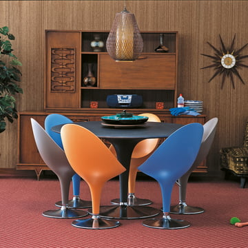 Bombo Stuhl und Big Bombo
