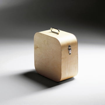Made of birch wood: the Fatty Container 7150 by Schmidinger Möbelbau
