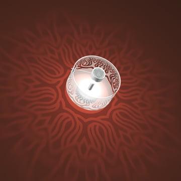 "Shadow Lamp - ""Bombay"""