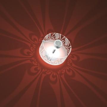 """Shadow Lamp - """"Milan"""""""