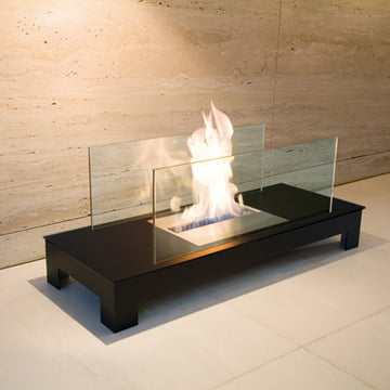 Radius Design - Floor Flame - black