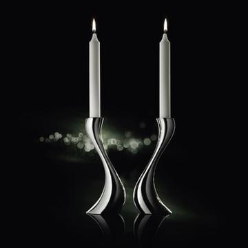 Georg Jensen - Cobra Candleholder