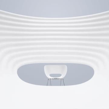 Vitra - Tom Vac Chair, details image