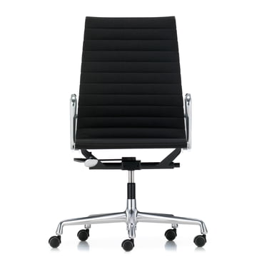 Vitra - EA 119 office chair in black