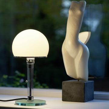 Wagenfeld lamp WG 24 by Tecnolumen