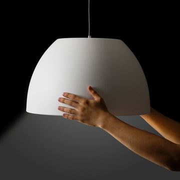 Bossa pendant lamp, usage