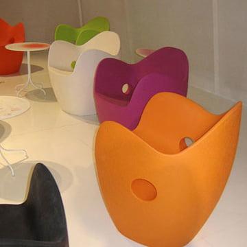 Moroso O-Nest armchair