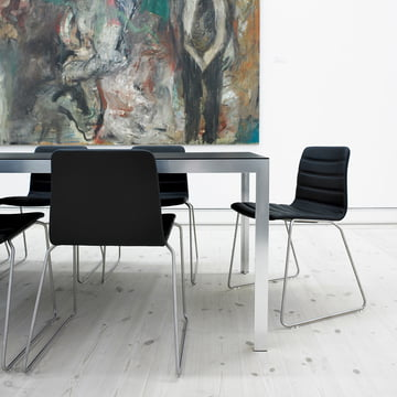 JW01 Chair by Jakob Wagner for Hay