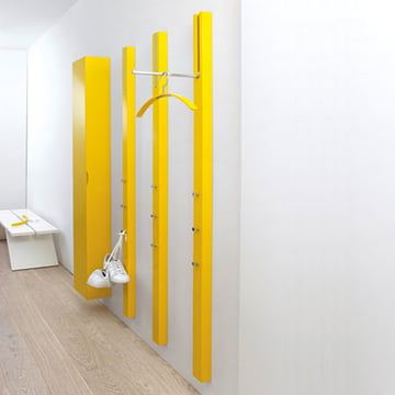 Schönbuch Line wall mounted wardrobe