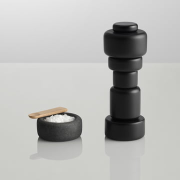 Muuto One Salt Keg, dark grey