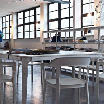 Magis - Steelwood Table