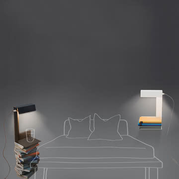 Konstantin Slawinski - SL 21 Left or Right Leuchte - Anwendung