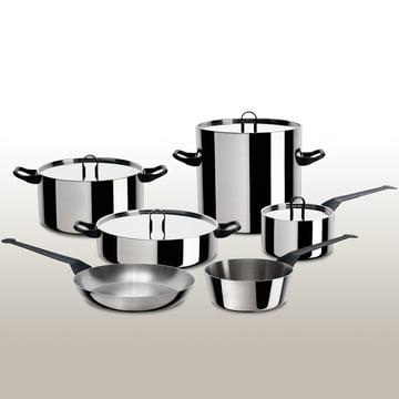 Alessi La Cintura di Orione - pot and pan series