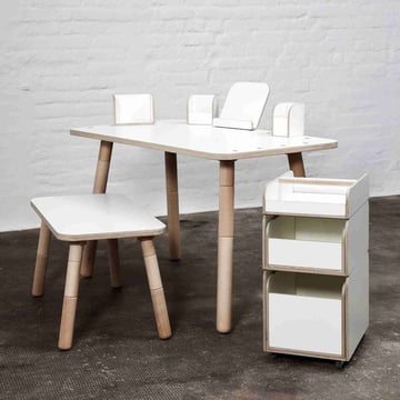 Furniture that grows togehter with the child