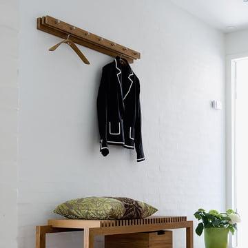 Skagerak - Cutter Clothes Rail, teak