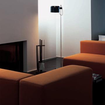 Oluce - Coupé floor lamp