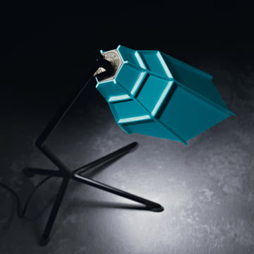 Diesel Pett Table Lamp, blue