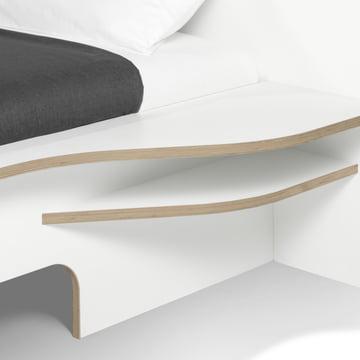 Müller Möbelwerkstätten - Plane doubble bed - Detail