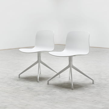 Hay - About a Chair AAC10, white / white