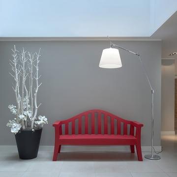 Artemide Tolomeo Mega Terra floor lamp