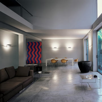 mesmeri halo wall lamp artemide shop. Black Bedroom Furniture Sets. Home Design Ideas