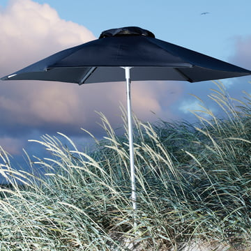 Jan Kurtz - Elba Sunshade, round, antracite
