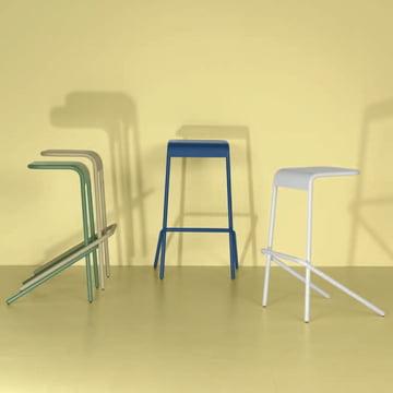Cappellini - Alodia bar stool - ambience