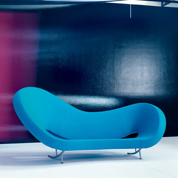 Moroso - Victoria and Albert couch - blue situation