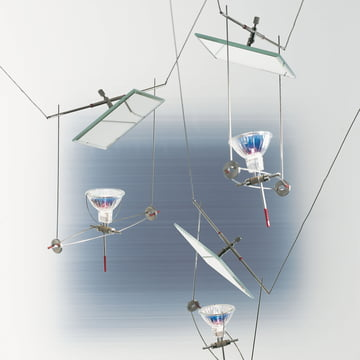 Ingo Maurer - YaYaHo Light System, Element 2 Mirror