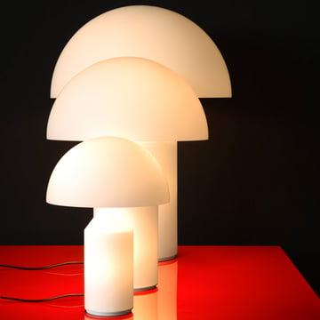 Oluce - Atollo Table Lamp