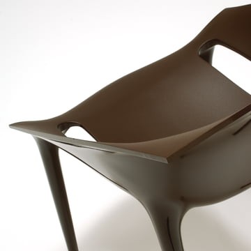 Kartell - Dr. Yes Chair, brown