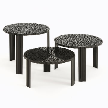 Kartell - T-Table, black