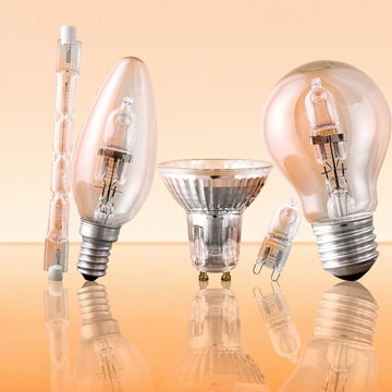 Osram Haloline Halogen-Flashlight Eco R7s