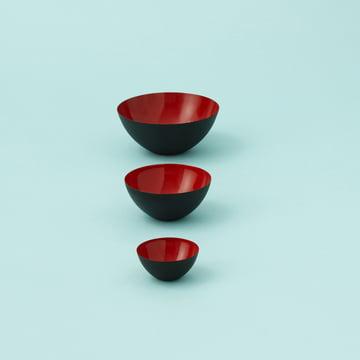 Normann Copenhagen - Krenit Bowl, red