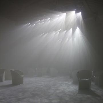 Moroso - Moon Chair, white