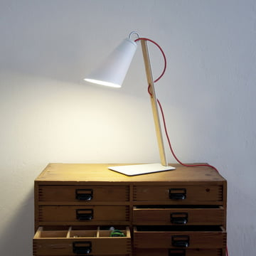 Domus - Pit Table Lamp