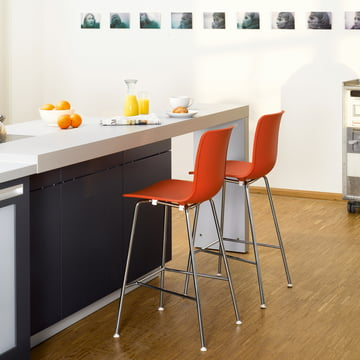 Vitra - Hal Stool Bas - Ambiente, medium