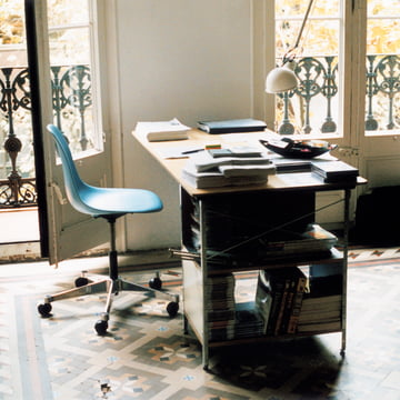 Vitra - Eames Plastic Side Chair PSCC