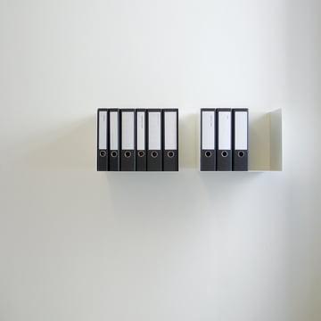 The floating folder shelf c by linea1