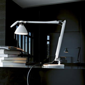 Luceplan - Fortebraccio-desk-lamp