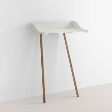 Mox - Stork Office Desk, white /natural