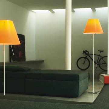 Costanza D13 t.c.. Standard lamp by Luceplan