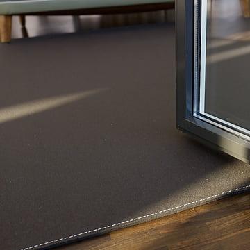 Ruckstuhl - Carpet Feltro, grey brown 70040 - ambience