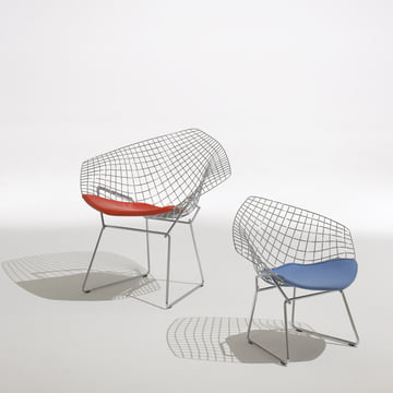 Knoll - Bertoia Diamond Lounger