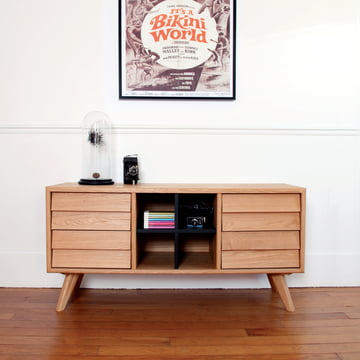 The Hansen Family - Remix Collection, Sideboard
