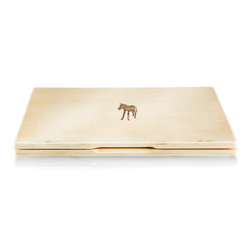 Donkey Products - Wooden Notebook - I-Wood