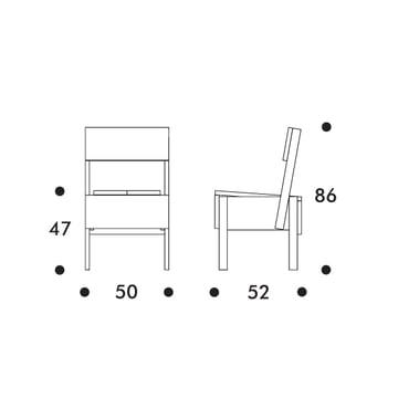 Artek - Sedia 1 Chair