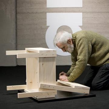 Artek - Sedia 1 Chair and Enzo Mari