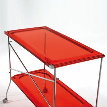 Kartell - Flip Side Cart