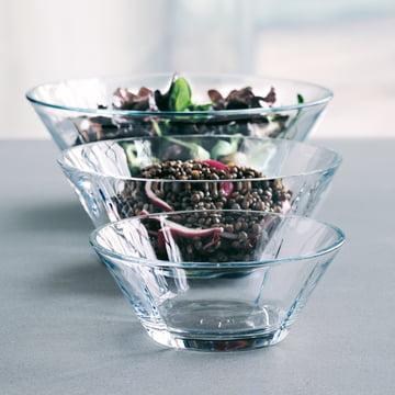 Rosendahl - Grand Cru Glass bowl-Set, 3 tlg.